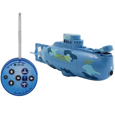 sgs waterproof remote control submarine