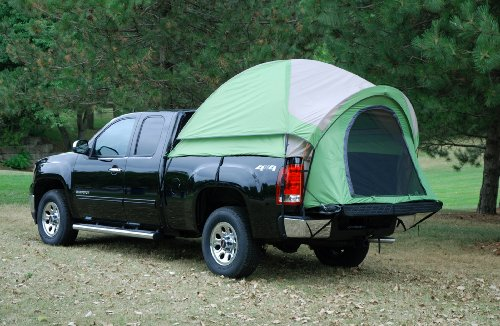 Just Because You Are Going Camping And Want To Commune With Nature It Doesnt Mean That Have Go All The Way Sleep On Ground Truck Tents