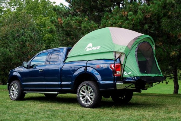 best truck tent camper review