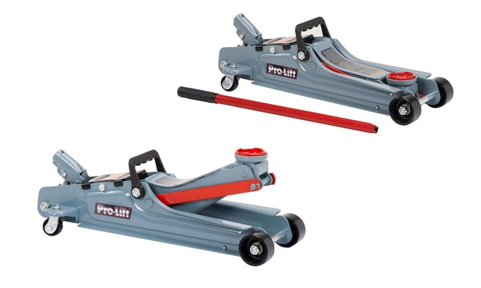 Pro-Lift F-767 floor jack review