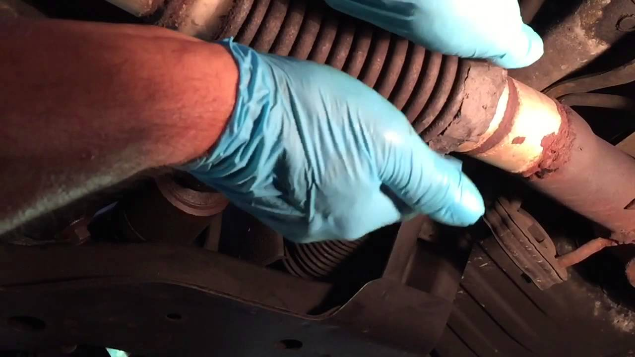 flex pipe repair